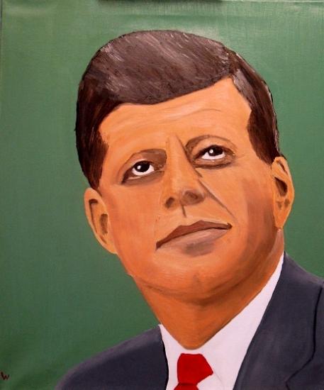 John F. Kennedy por dutch036